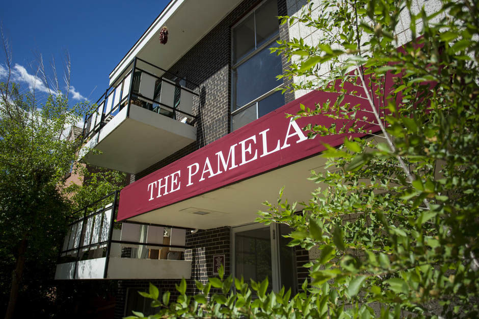 Image of The Pamela Apartments at 2483 S Vine St Denver CO