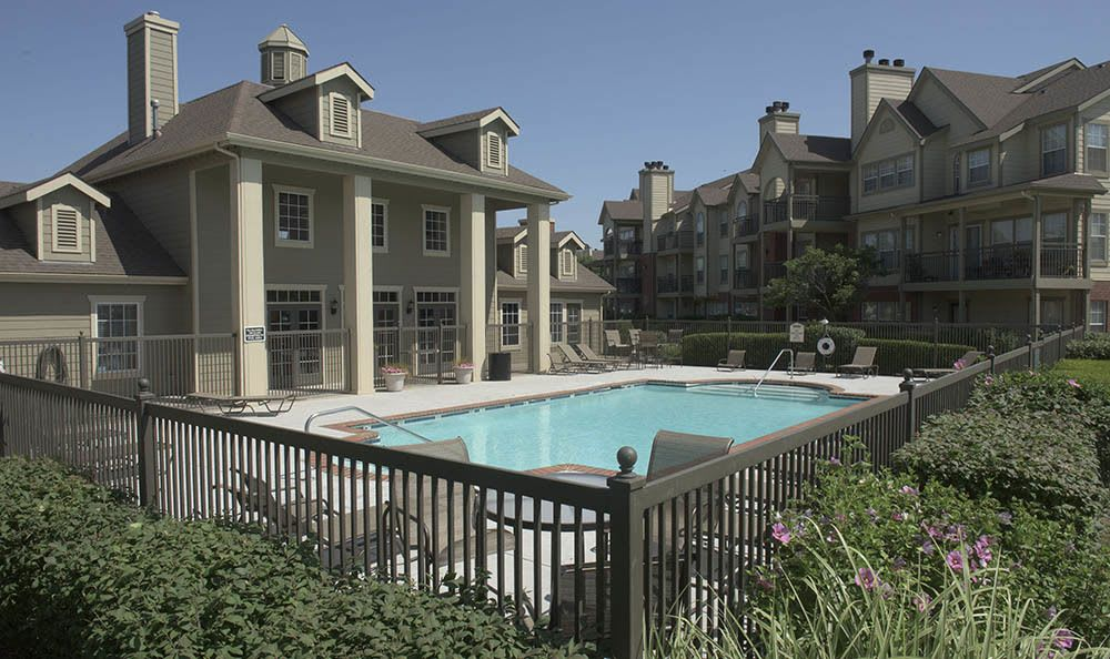 Image of Newport Apartments at 770 N Silver Springs Blvd Wichita KS