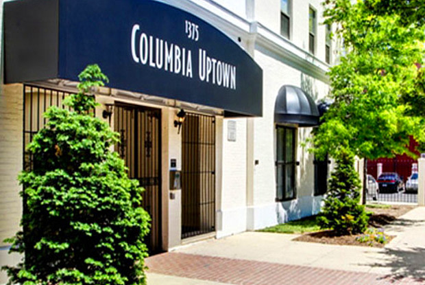 Image of Columbia Uptown Apartments at 1375 Fairmont St NW Washington DC