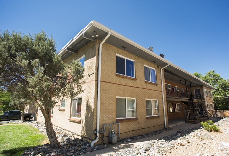 Image of THE FLATS AT DEBOER PARK at 2465 S Gaylord St Denver CO