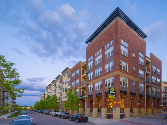 Image of 7166 at Belmar Urban Flats at 7166 W Custer Ave Denver CO