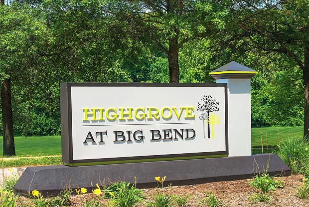 Highgrove At Big Bend - 747 Westbrooke Village Dr, Manchester, MO 63021