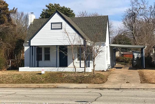 1323 S Delaware Ave - 1323 South Delaware Avenue, Tulsa, OK 74104