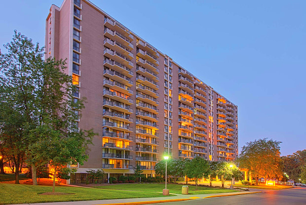 Westchester Tower Apartment Homes - 6200 Westchester Park Dr, College Park, MD 20740