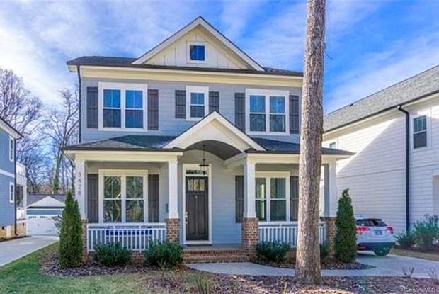 3428 Cosby Place - 3428 Cosby Pl, Charlotte, NC 28205