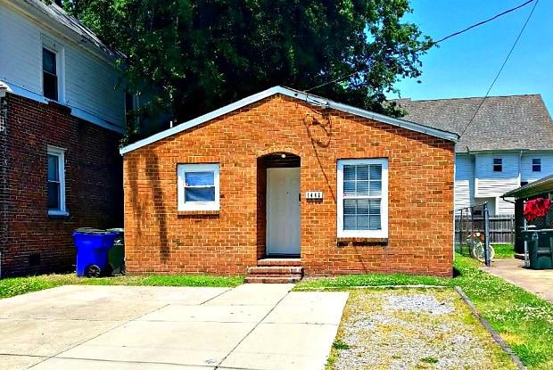 1442 W 42nd St - 1442 West 42nd Street, Norfolk, VA 23508