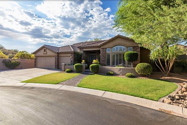 7504 E TORREY POINT Circle - 7504 East Torrey Point Circle, Mesa, AZ 85207