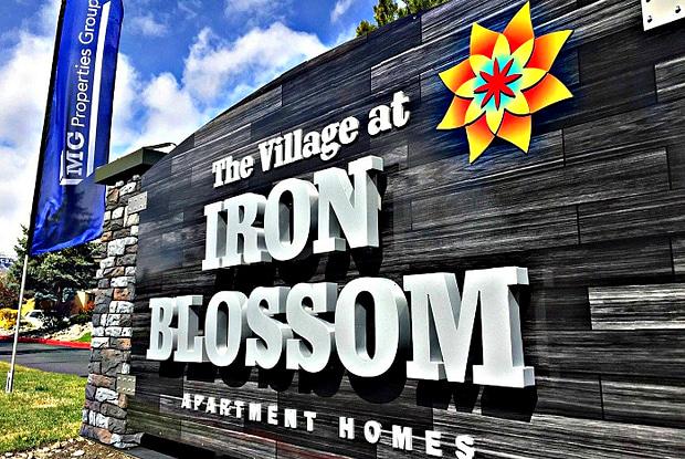 The Village at Iron Blossom - 690 E Patriot Blvd, Reno, NV 89511