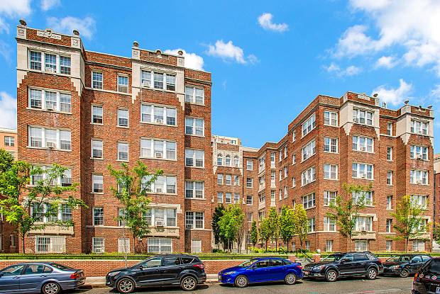 The Paramount Apartments - 829 Quincy St NW, Washington, DC 20010