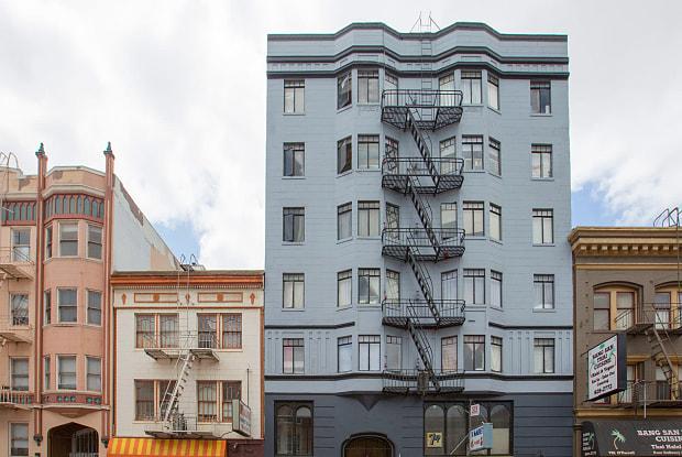 781 O'FARRELL Apartments - 781 O'farrell Street, San Francisco, CA 94109