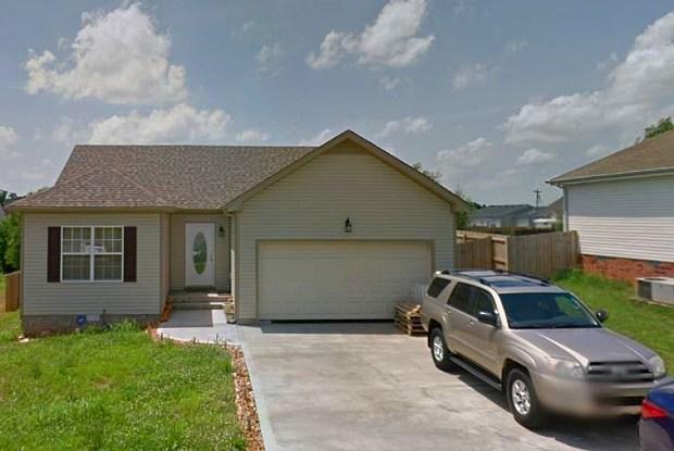 1392 SHADY HILL CT - 1392 Shady Hill Court, Clarksville, TN 37042