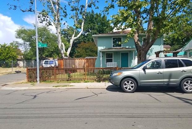3451 36th St - 3451 36th Street, Sacramento, CA 95817