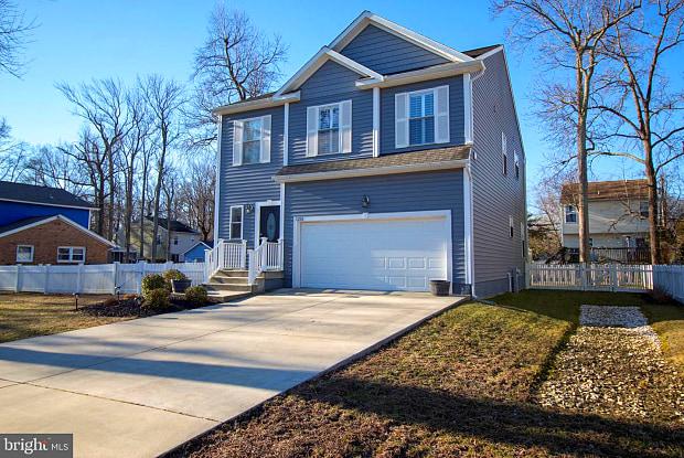 1251 WASHINGTON DR - 1251 Washington Drive, Annapolis Neck, MD 21403