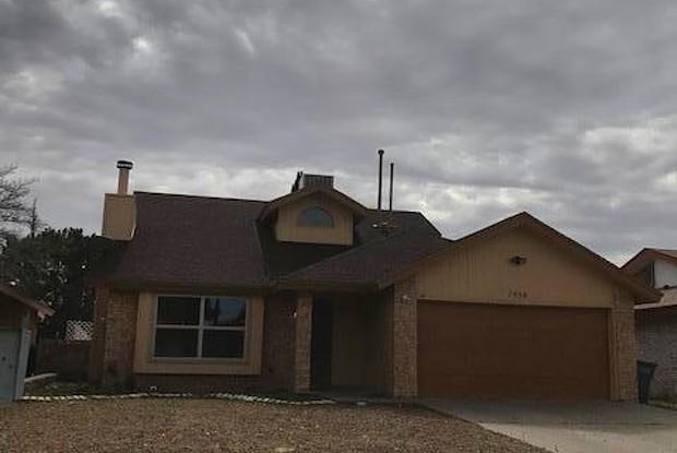 1456 SIERRA DE ORO Drive - 1456 Sierra De Oro Drive, El Paso, TX 79936