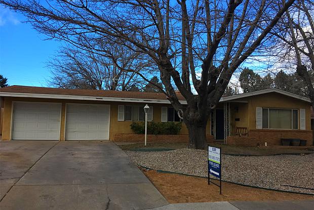 1317 Espanola ST NE - 1317 Española Street Northeast, Albuquerque, NM 87110