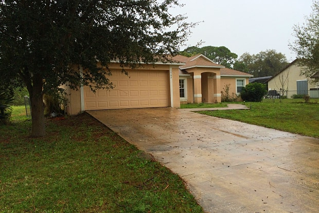 1765 SE Tharp Road - 1765 Tharp Road Southeast, Palm Bay, FL 32909
