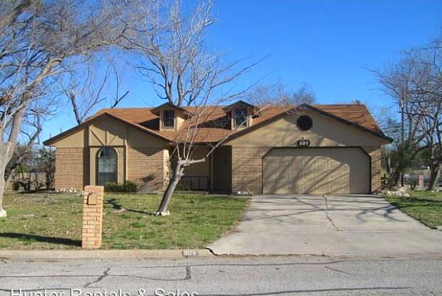 809 Beaver - 809 Beaver Trl, Harker Heights, TX 76548