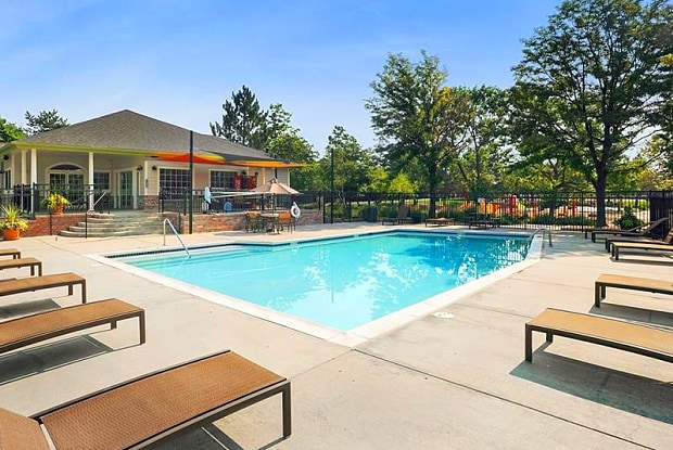 Flats At Creekside Park - 5901 Pierce St, Arvada, CO 80003