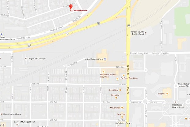 1 Southridge - 6 - 1 Southridge Drive, Canyon, TX 79015