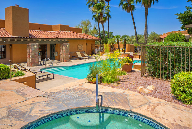 6651 N Campbell Avenue - 6651 North Campbell Avenue, Catalina Foothills, AZ 85718