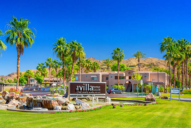Villas Boutique - 1700 S Araby Dr, Palm Springs, CA 92264