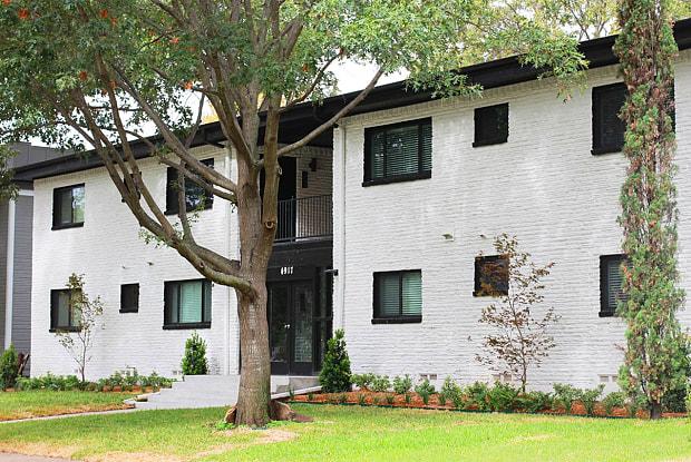 The Colton - 4917 Worth Street, Dallas, TX 75214