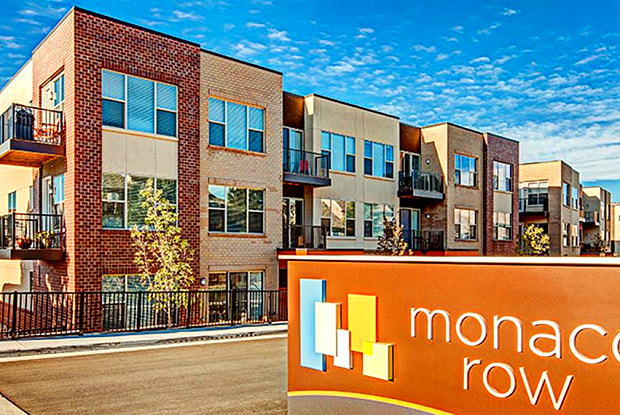 Monaco Row - 4665 S Monaco St, Denver, CO 80237