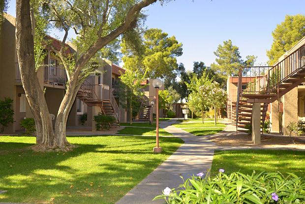 Orange Tree Villa - 4181 N Granite Reef Rd, Scottsdale, AZ 85251