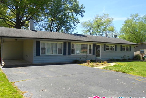 1508 Froesel Drive - 1508 Froesel Drive, Ellisville, MO 63011