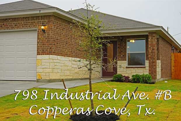 798 Industrial Ave # B - 798 Industrial Avenue, Copperas Cove, TX 76522