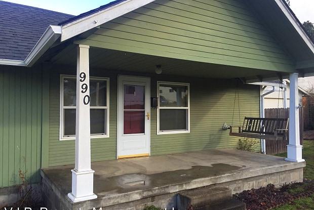 990 Rose Ave. - 990 Rose Avenue, Vernonia, OR 97064