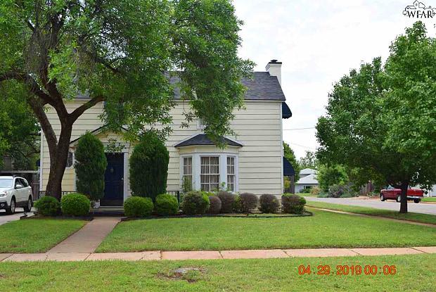 1515 TILDEN STREET - 1515 Tilden St, Wichita Falls, TX 76309