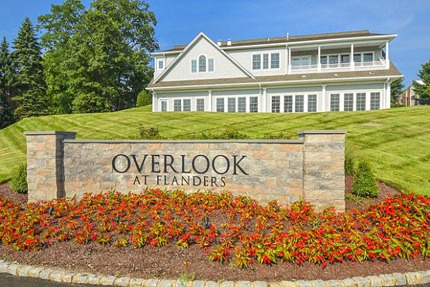 Overlook at Flanders - 77 Oakwood Village, Morris County, NJ 07836