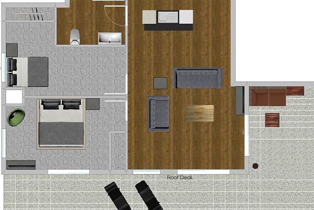 1222 P Street Unit 3a, Unit 3a - 1222 P St, Lincoln, NE 68508