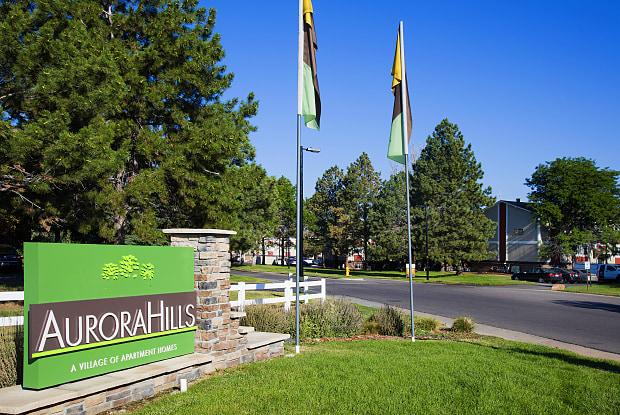Aurora Hills - 11850 E Maple Ave, Aurora, CO 80012