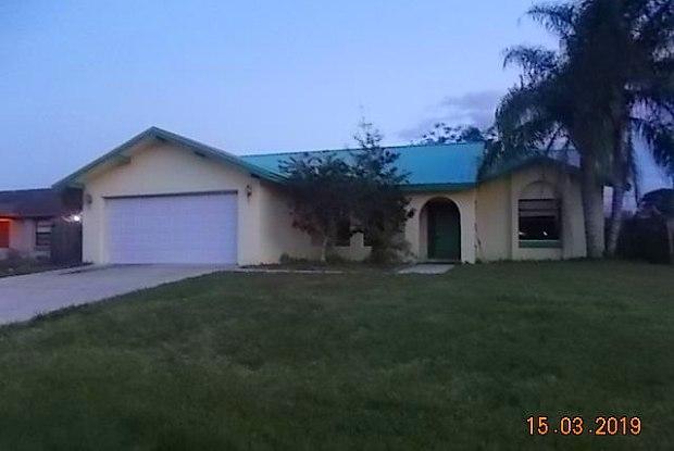 1078 Elmont Street - 1078 Elmont Street Northwest, Palm Bay, FL 32907