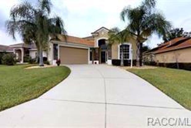 167 W Mickey Mantle Path - 167 West Mickey Mantle Path, Citrus Hills, FL 34442