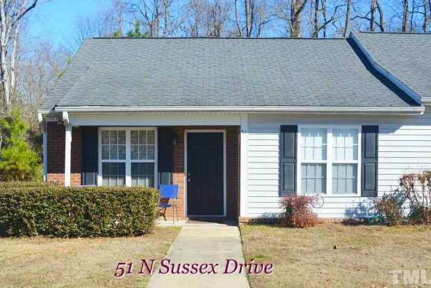 51 N Sussex Dr - 51 North Sussex Drive, Smithfield, NC 27577