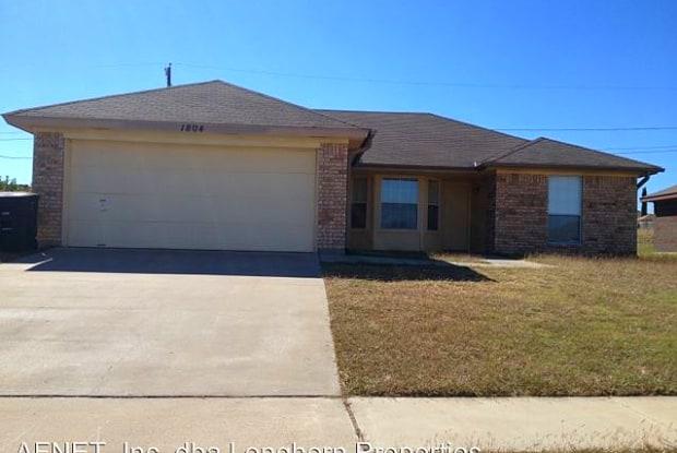 1804 Boydstun Loop - 1804 Boydstun Loop, Killeen, TX 76542