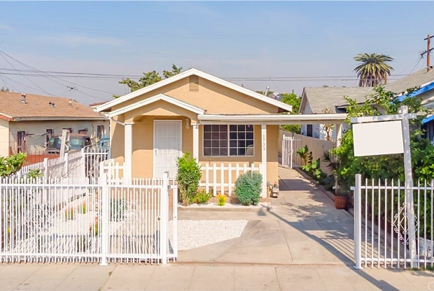 1733 W 37th Place - 1733 West 37th Place, Los Angeles, CA 90018