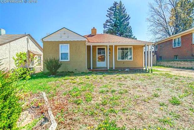 111 N Sheridan Avenue - 111 North Sheridan Avenue, Colorado Springs, CO 80909