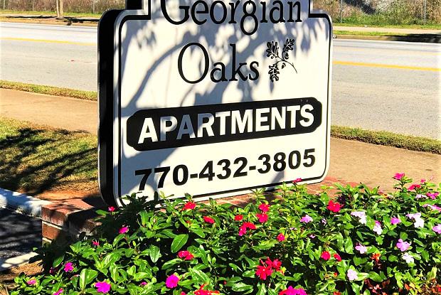 Georgian Oaks Apartments - 2200 Atlanta Road Southeast, Smyrna, GA 30080