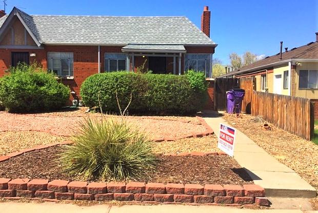 1417 Ivanhoe Street - 1417 Ivanhoe Street, Denver, CO 80220