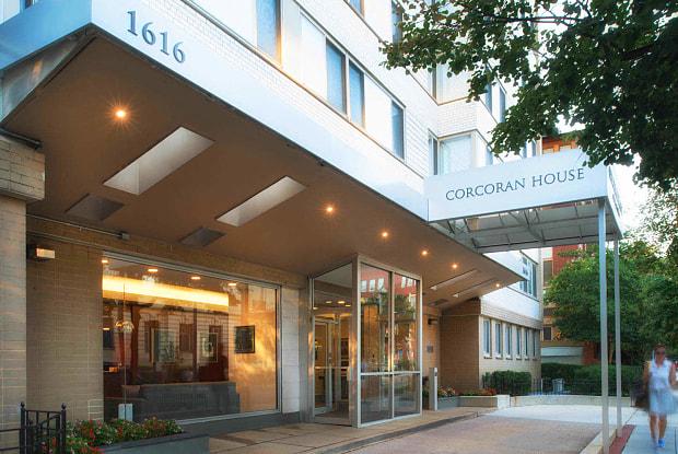 Corcoran House at Dupont Circle - 1616 18th St NW, Washington, DC 20009
