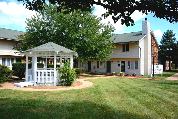 Gazebo Apartments & Townhomes - 1235 East Guinevere Street, Springfield, MO 65804