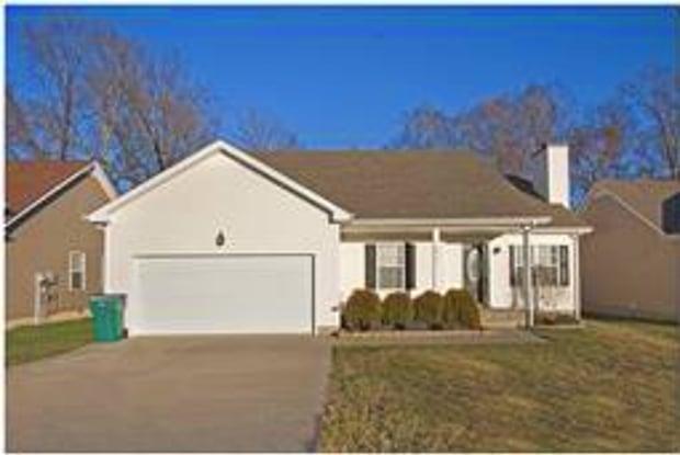 2859 Teakwood Drive - 2859 Teakwood Drive, Clarksville, TN 37040