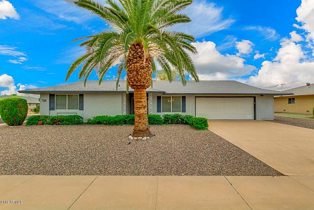19822 N 100TH Drive - 19822 North 100th Drive, Sun City, AZ 85373