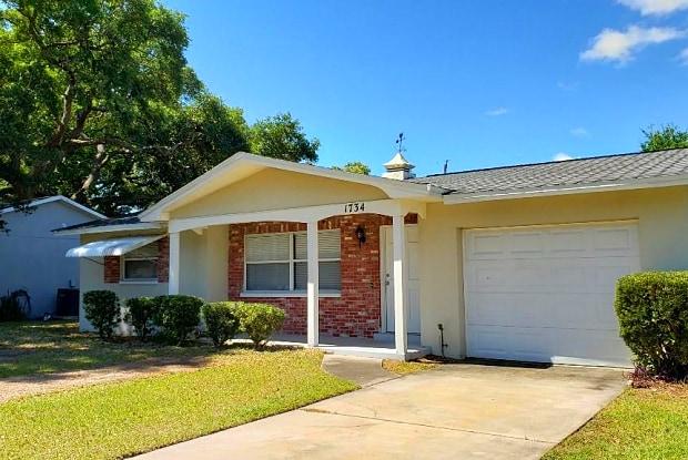 1734 GROVE DRIVE - 1734 Grove Drive, Clearwater, FL 33759