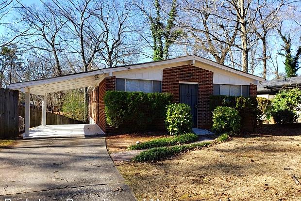 637 Montevista St - 637 Montevista Street Southwest, Atlanta, GA 30310