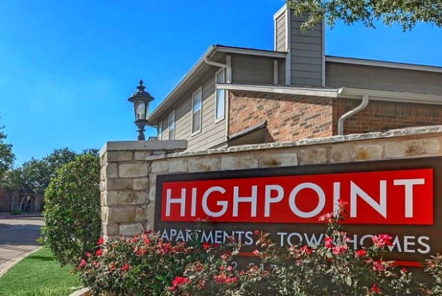 Highpoint Apartments and Townhomes - 6533 E Medalist Cir, Plano, TX 75023